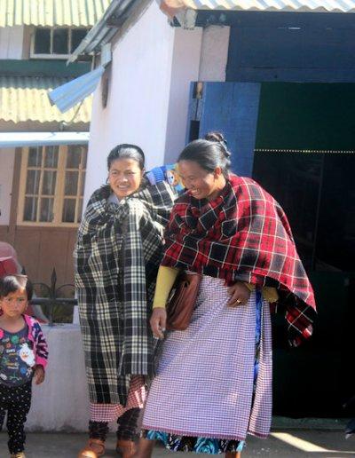 mawphlang_khasi village