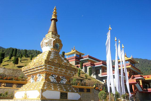 dirang_thupsung dargye ling monastery
