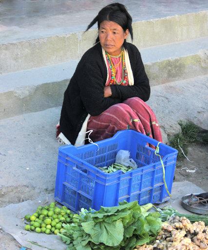 lumla_monpa woman