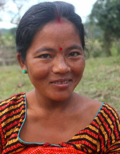 majuli_assamese woman