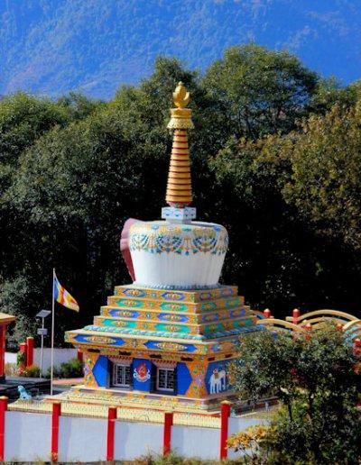 tawang_stupa