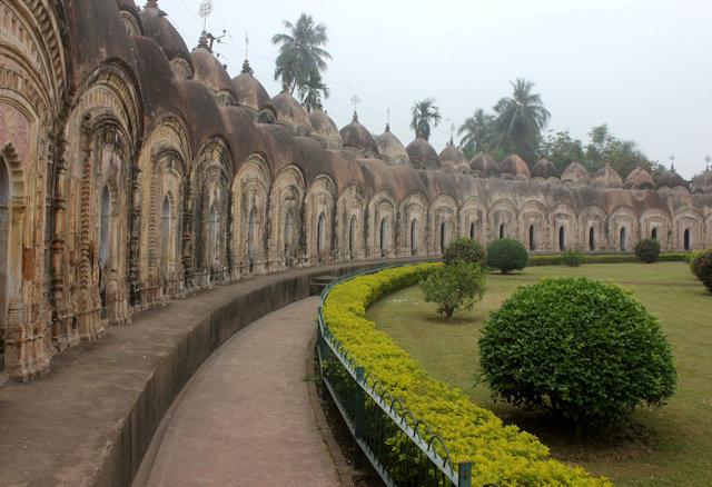 kalna_108 shiva temple