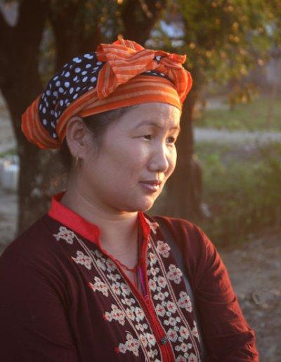 tezu_mishmi woman
