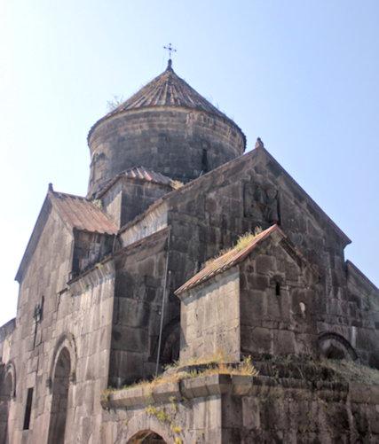 alaverdi_sanahin monastery