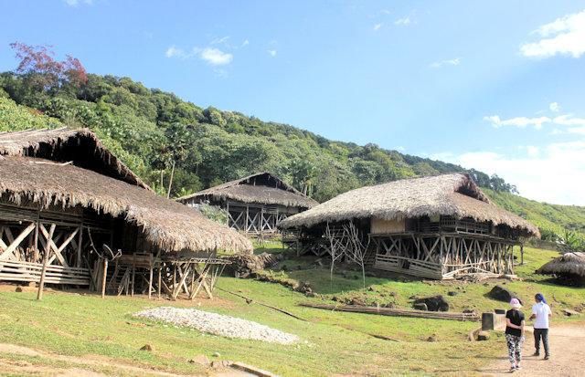 along_gallo village