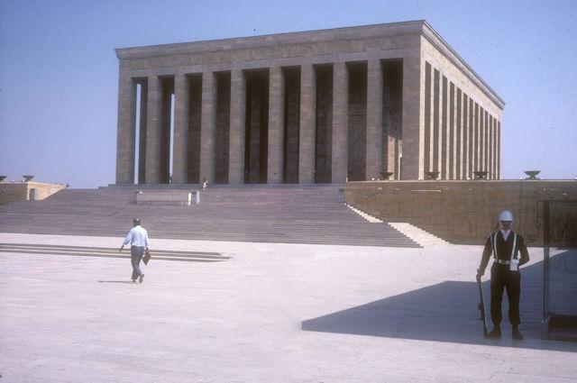 ankara_atataurk mausoleum