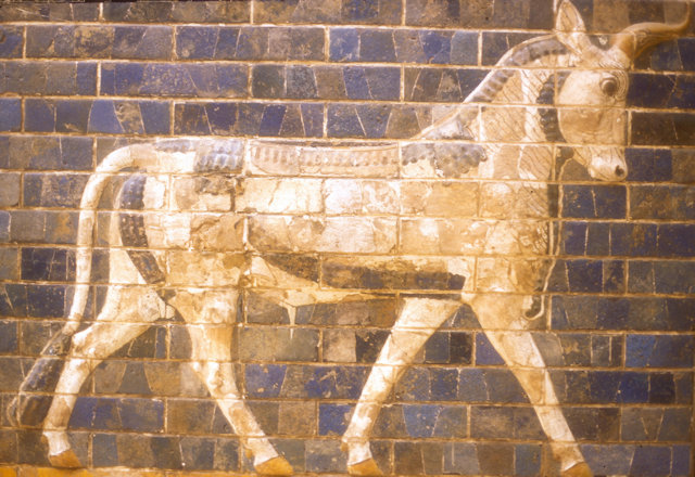 archaeological museum_ancient orient museum_ishtar gate
