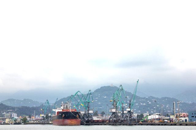 batumi_black sea harbor