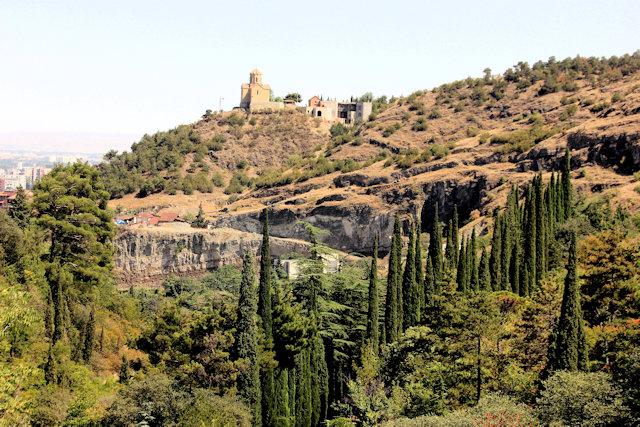 botanic garden and tabor monastery
