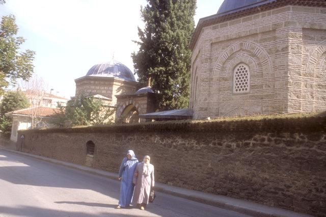 bursa_muradiye complex