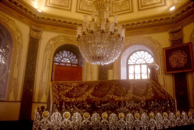bursa_tomb of osman gazi
