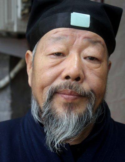confucian monk