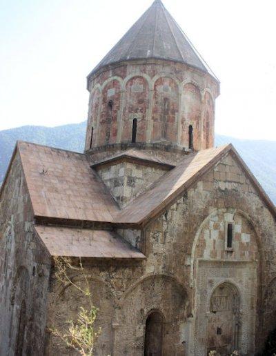 dadivank_monastery