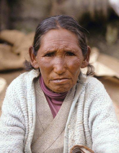 darjeeling_nepalese woman