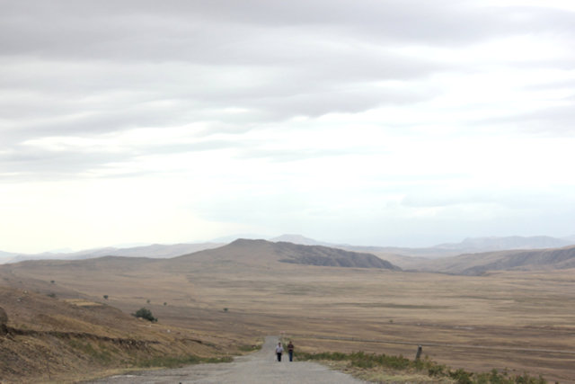 davit gareja_desert scenery