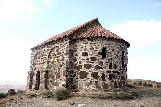davit gareja_ubadno monastery_4