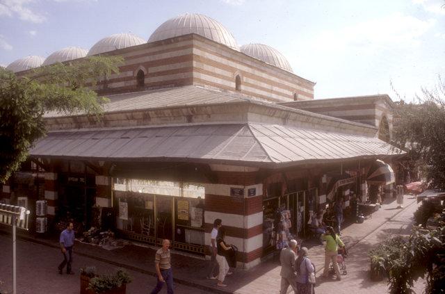 edirne_bedestan bazaar