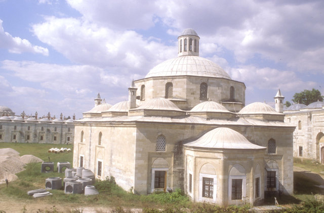 edirne_beyazit II sanitarium