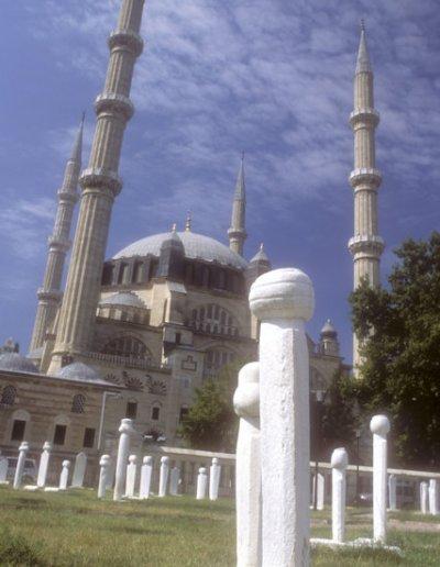 edirne_selimiye mosque