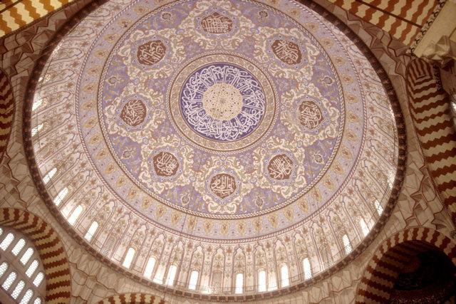 edirne_selimiye mosque_2