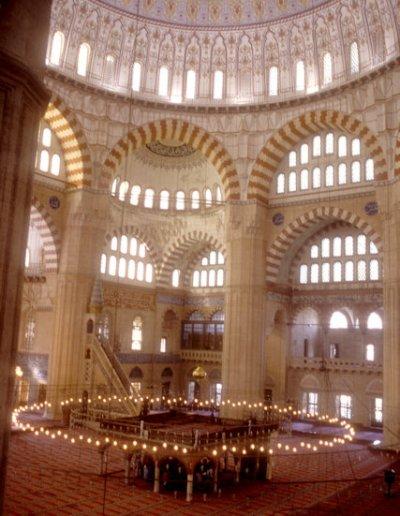 edirne_selimiye mosque_3