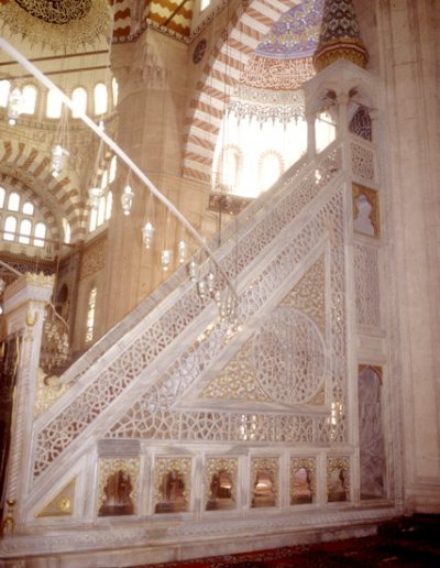 edirne_selimiye mosque_4