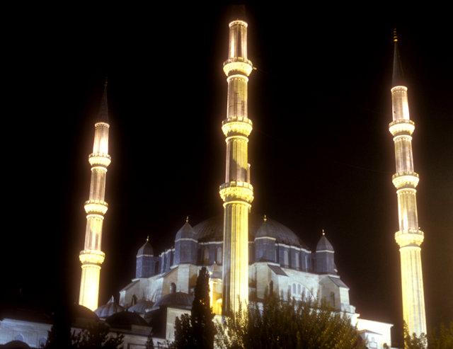 edirne_selimiye mosque_5