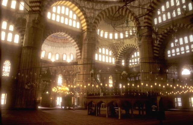 edirne_selimiye mosque_6