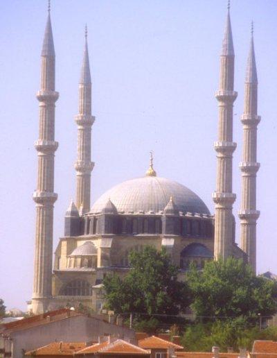 edirne_selimiye mosque_8