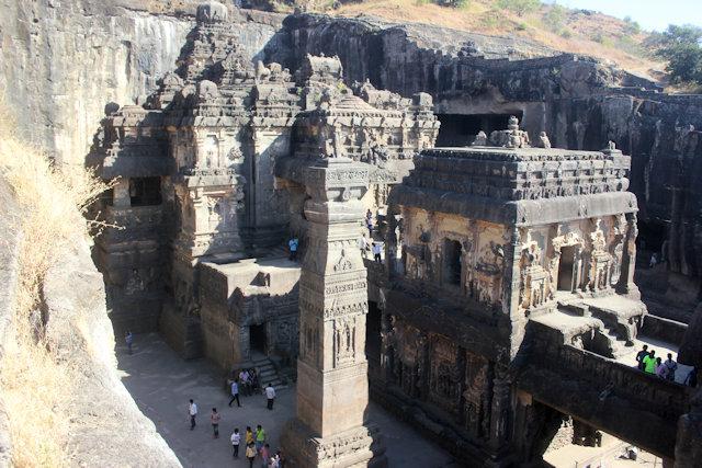 ellora_caves_kailasanatha temple_4
