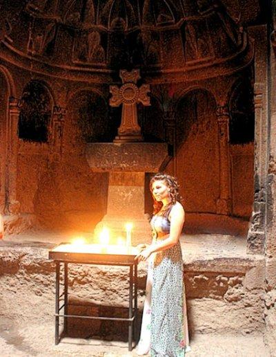 geghard_cave monastery_3