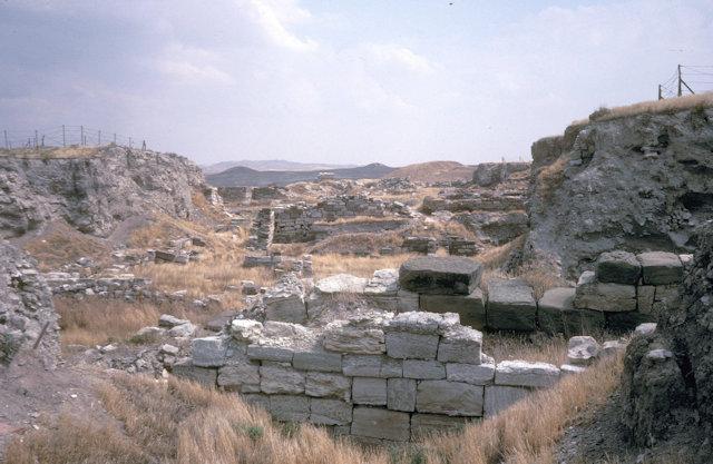 gordion_ruins