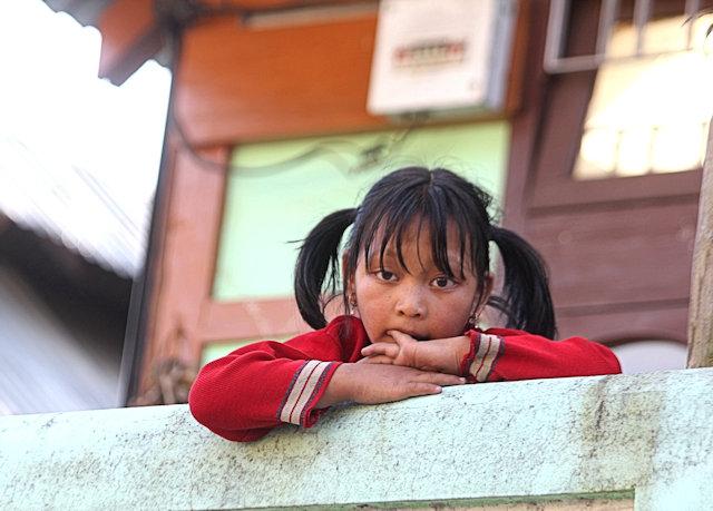 hari_apatani child
