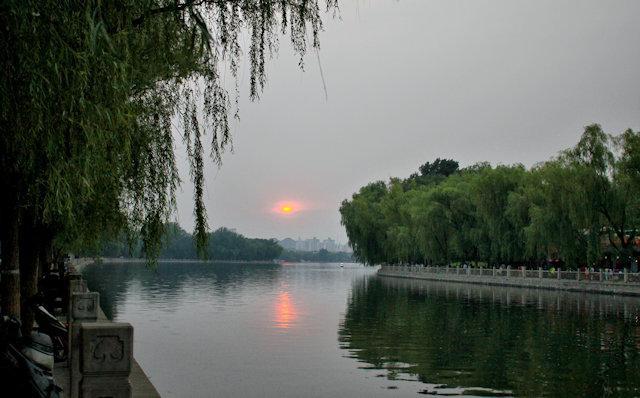 hou hai lake_2