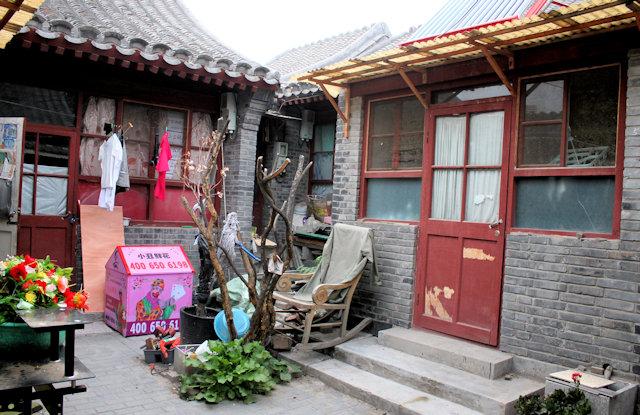 hutong_shikumen dwellings