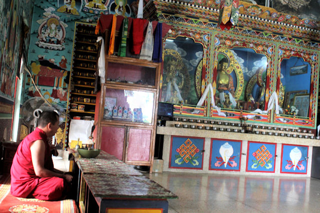 itanagar_centre for buddhist studies gompa
