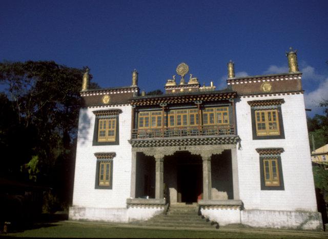 kalimpong_brang monastery