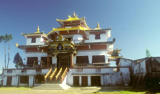 kalimpong_thongsa monastery