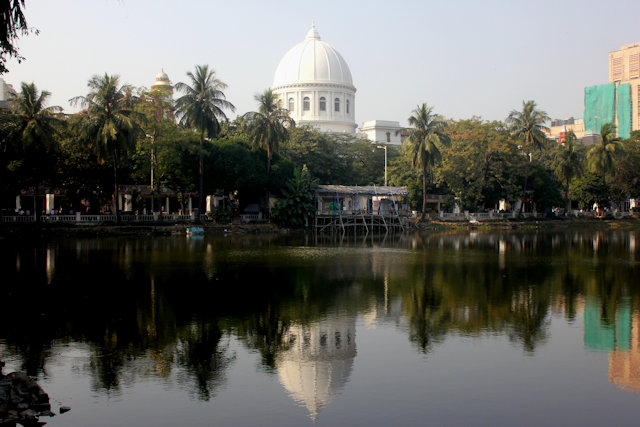 lal dighi with general post office