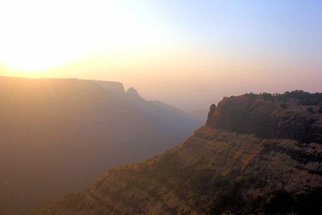 matheran_sunset
