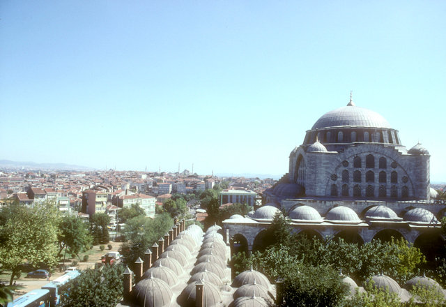 mihrimah mosque