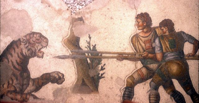 mosaics museum