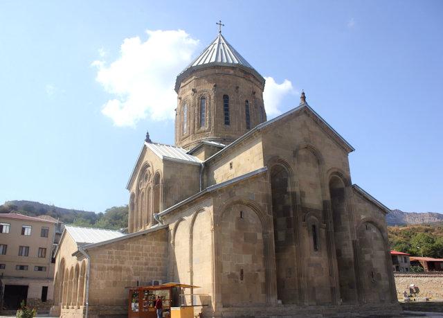 mtskheta_samtavro church