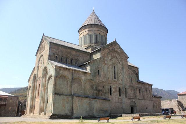 mtskheta_svetitskhoveli cathedral