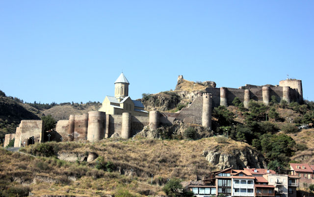 nariqala fortress