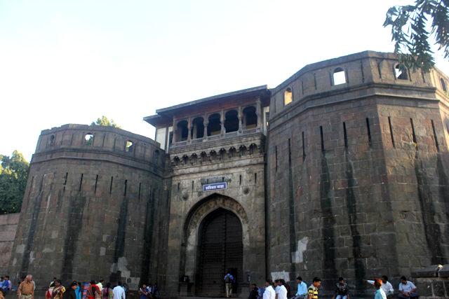 pune_shaniwar wada palace