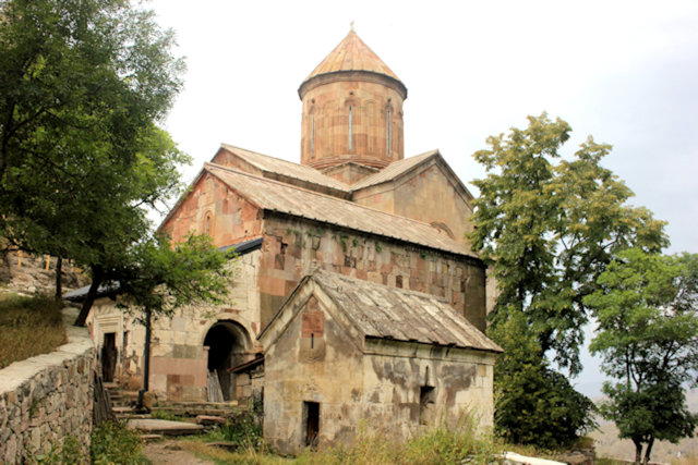 sapara_monastery complex