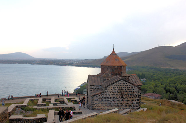 sevan_sevanavank monastery and lake