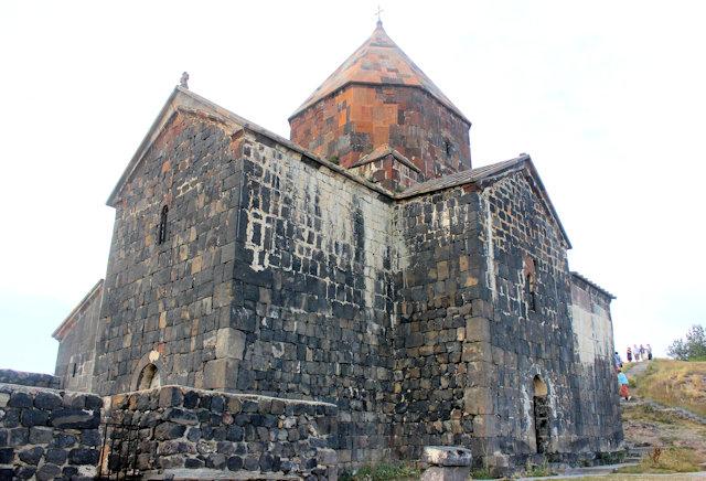 sevan_sevanavank monastery