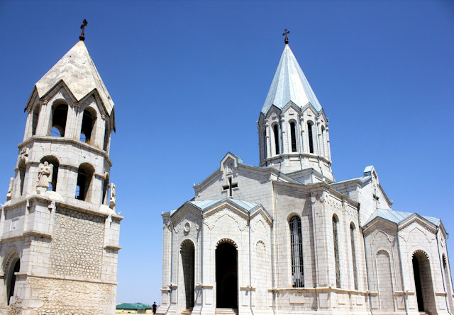 shushi_ghazanchetsots cathedral_2